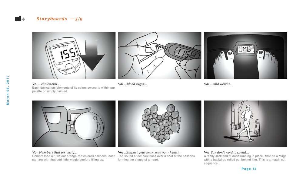 Quick Storyboards - Anzielism