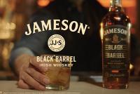 jameson bla ck barrels